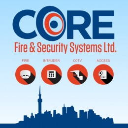 core fire and security