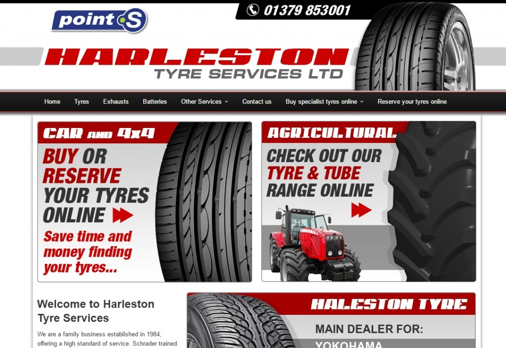 harleston tyre services